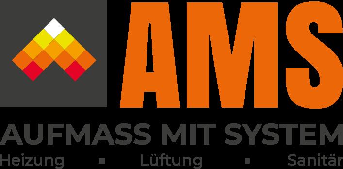 AMS Aufmass mit System Logo